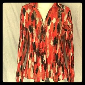 Tops - Multi color blouse